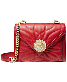 MICHAEL Michael Kors Whitney Mini Petal Quilted Leather Shoulder Bag