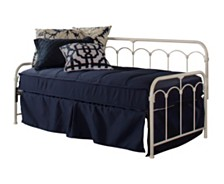 Jocelyn Metal Daybed with Trundle