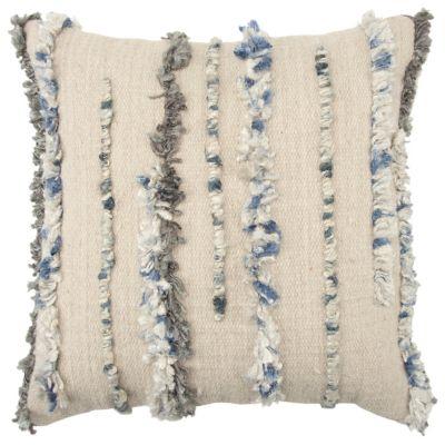 "20"" x 20"" Vertical Stripe Pillow Cover"