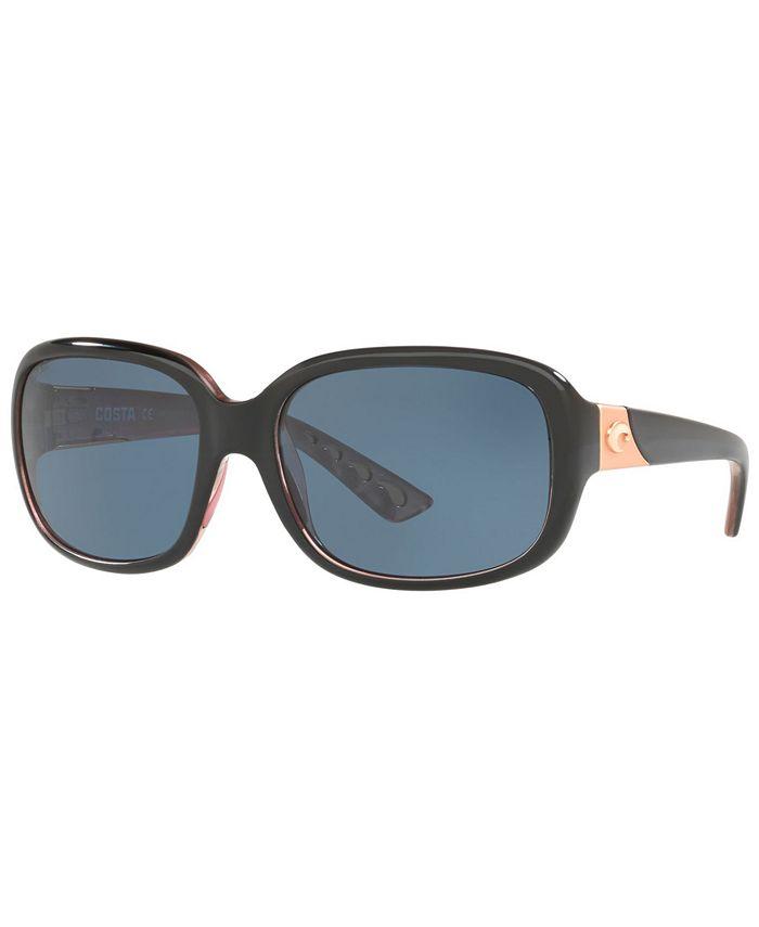 Costa Del Mar - Polarized Sunglasses, GANNET 58