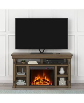 Ameriwood Home Norton 70 Inch Fireplace Tv Stand Reviews