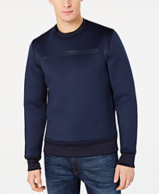 Michael Kors Men's Neoprene Logo Sweatshirt