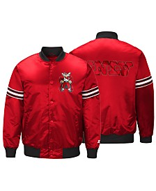 G-III Sports Men's UNLV Runnin Rebels Draft Pick Varsity Satin Jacket