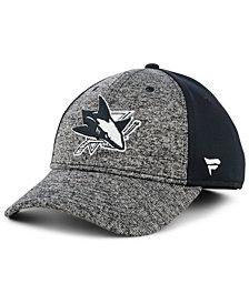 Authentic NHL Headwear San Jose Sharks NHL Speed Flex Cap