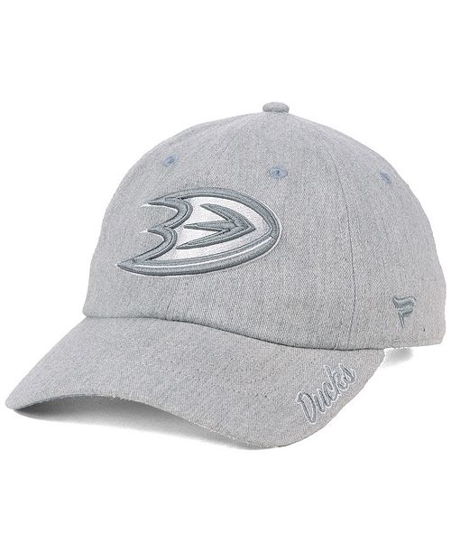 e76036ff70b Authentic NHL Headwear Women s Anaheim Ducks Lux Fundamental ...