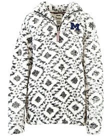 Pressbox Women's Michigan Wolverines Tribal Jacket