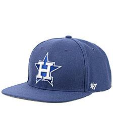 '47 Brand Houston Astros Autumn Snapback Cap