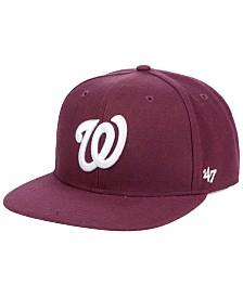'47 Brand Washington Nationals Autumn Snapback Cap