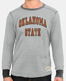 Retro Brand Men's Oklahoma State Cowboys Deconstructed Sweatshirt