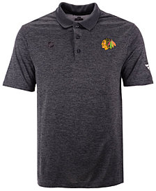 Authentic NHL Apparel Men's Chicago Blackhawks Pro Clutch Polo