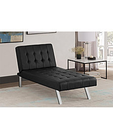 EveryRoom Elvia Chaise Lounger