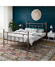 EveryRoom Maisie Metal Bed