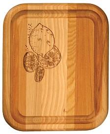 Catskill Craft Lemon Branded Bar Board