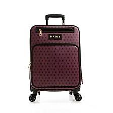 "Signature Gems 21"" Spinner Suitcase"