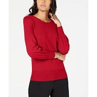 Macys deals on Alfani Womens Bishop Sleeve Sweater