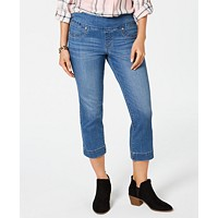 Deals on Style & Co Pull-On Capri Jeans