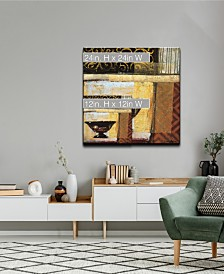 Ready2HangArt 'Ancient Vase II' Abstract Canvas Wall Art Collection