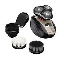 XR1410 Verso Wet & Dry Men's Shaver & Trimmer Grooming Kit