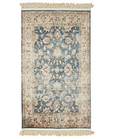 "French Connection Anita Vegetable Dyed 26"" x 45"" Accent Rug"