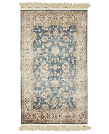 "CLOSEOUT! French Connection Anita Vegetable Dyed 26"" x 45"" Accent Rug"