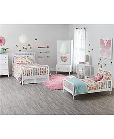Rowan Valley Linden Twin-Size Bed