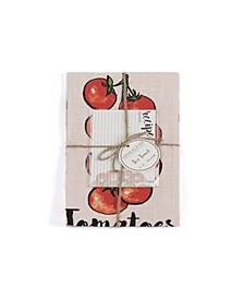Tomato Tea Towel Set