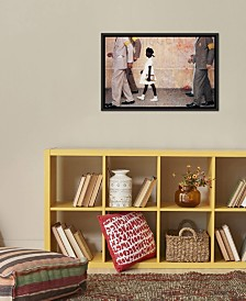 """iCanvas """"Sunday Afternoon on the Island of La Grande Jatte"""" by Georges Seurat Gallery-Wrapped Canvas Print"""