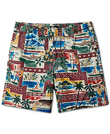 Reyn Spooner Men's Printed Shorts