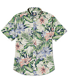 Reyn Spooner Men's Uluwehi Graphic Shirt