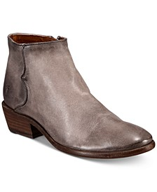 Women's Carson Piping Leather Booties