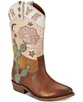 c1b28fb453f Frye Women s Billy Cactus Western Boots