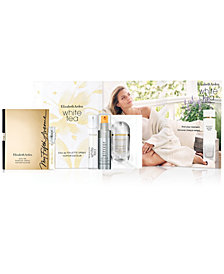 Receive a FREE 4 Pc gift with any $50 Elizabeth Arden purchase