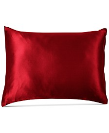 Solid and Printed Silk Standard Pillowcase
