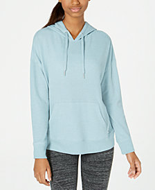 Calvin Klein Performance High-Low Hem Hoodie
