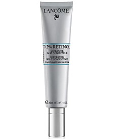 Lancôme Visionnaire Skin Solutions 0.2% Retinol Correcting Night Concentrate, 1-oz.