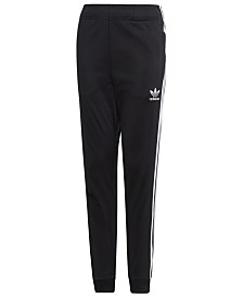 adidas Originals Big Boys Superstar Track Pants