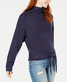 Line & Dot Oriana Tie-Waist Sweater