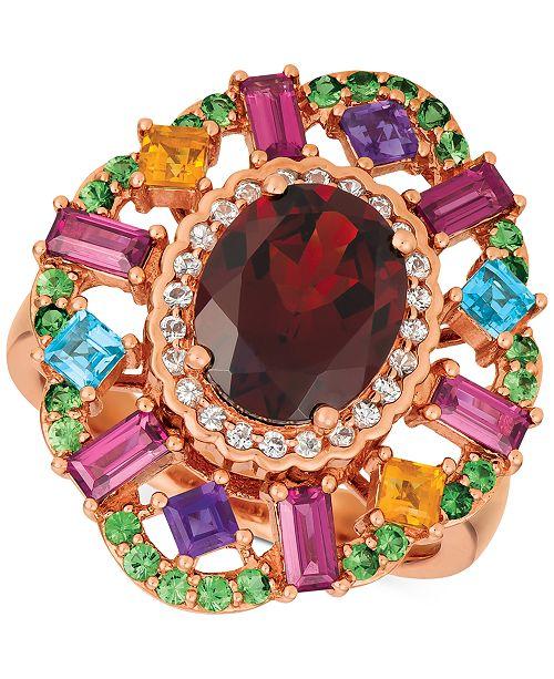 Le Vian Multi-Gemstone Ring (4-3/8 ct. t.w.) in 14k Rose Gold
