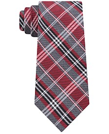 Tommy Hilfiger Men's Plaid Tie