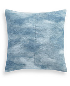 "Hotel Collection Ethereal 400 Thread Count 20"" Square Decorative Pillow, Created for Macy's"