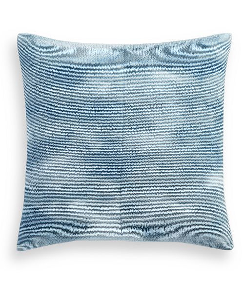 "Hotel Collection CLOSEOUT! Ethereal 20"" Square Decorative Pillow, Created for Macy's"