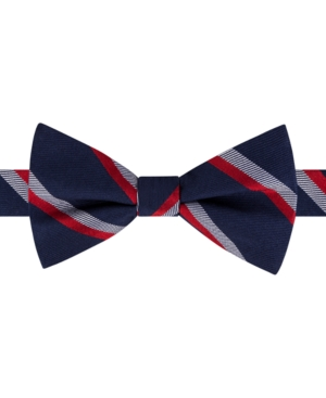 Edwardian Men's Fashion & Clothing Tommy Hilfiger Mens Whale Bow Tie $49.50 AT vintagedancer.com