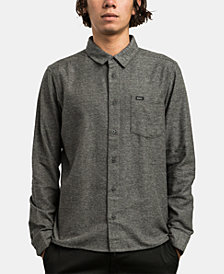 RVCA Men's Get Rhythm Shirt