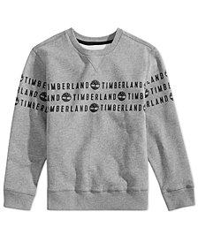 Timberland Big Boys Hastings Graphic Sweatshirt