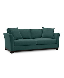 "Elliot II 90"" Fabric Sofa, Created for Macy's"