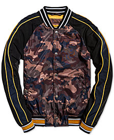 Superdry Men's Souvenir Baseball Bomber Jacket