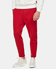 G-Star RAW Men's Cropped Drawstring Jogger Pants