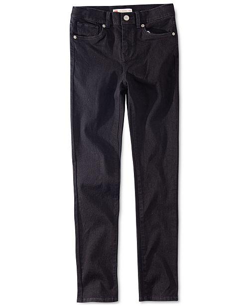 Levi's Big Girls High Rise Skinny Jeans