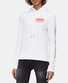 Calvin Klein Jeans Graphic-Print Hoodie