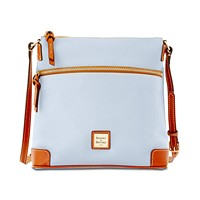 Deals on Dooney & Bourke Pebble Leather Crossbody